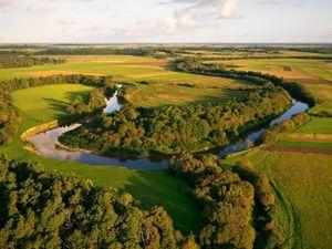 Пейзаж Литвы