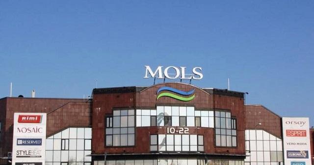 Магазин Молс в Риге
