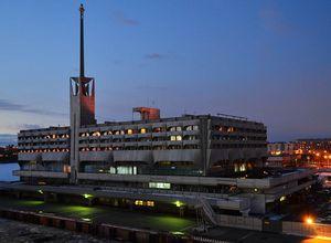 Морской вокзал в СПб