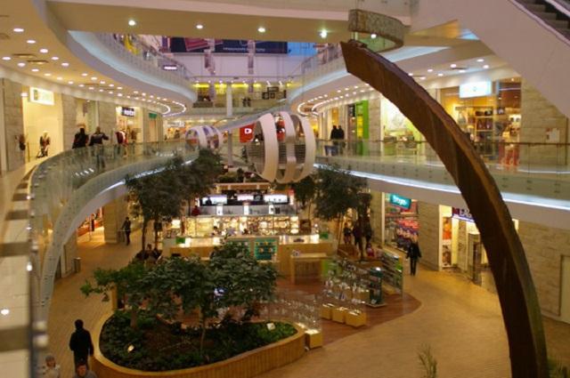 Вильнюсский торговый центр