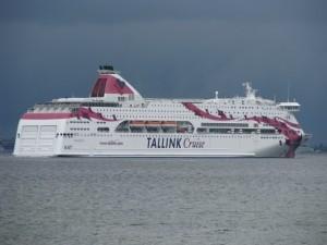Паром из Таллина