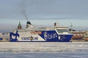 Паром финской компании - Таллин Хельсинки