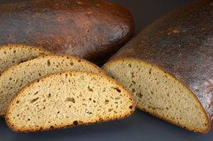Ржаной хлеб из Риги