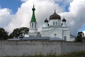 Женский монастырь в Эстонии