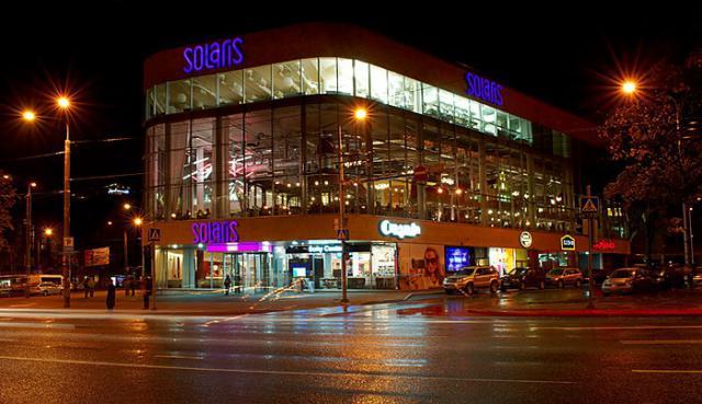 Торговый центр Solaris в Таллине