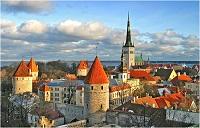 Достопримечательности Старого Таллина