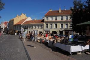 Какие подарки привезти из Вильнюса - улица сувенирных лавок