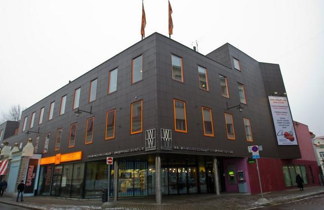 Торговый центр WW Passaaz в Таллине