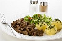латышское блюдо