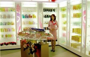 Магазин фирмы Дзинтарс