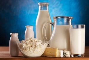 молочные продукты из Литвы