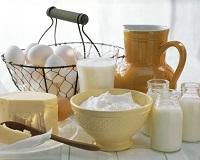 Литовские молочные продукты