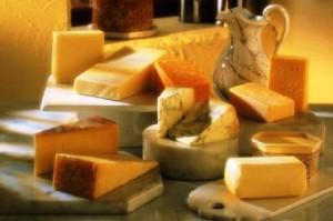 Разнообразие сортов сыра Литвы