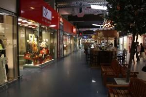 Торговый центр Вильнюса