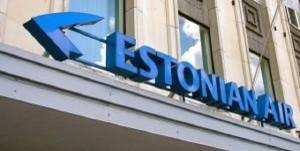 Эстонская авиакомпания estonian air
