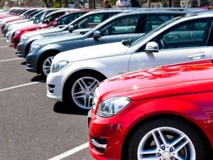 Автомобильные рынки в Латвии
