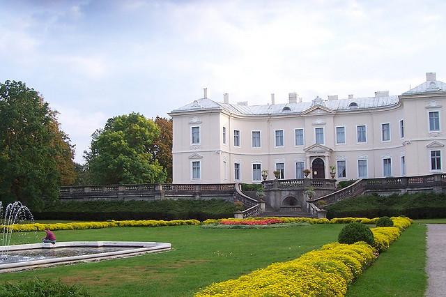 Дворец Тышкевичей в Паланге