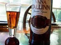 Искусство пития ликера Вана Таллин