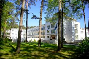 Санаторий Joesuu в Нарве