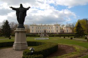 Город Паланга в Литве