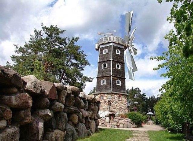 Парк скульптур и отдыха в Друскининкай