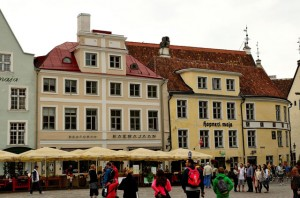 Прогулки с Tallinn card