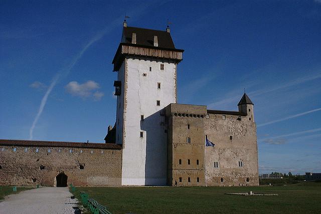 Замок в Нарве