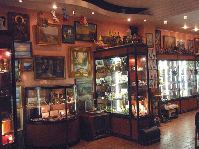 Антикварный магазин Aleksandr Salon