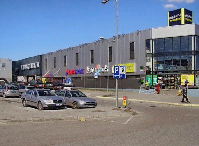 Narva - современный центр покупок