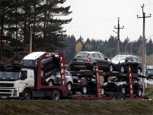 продажа автомобилей Литва - Латвия