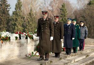 День Лачплесиса в Латвии