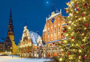 Рождество в Риге