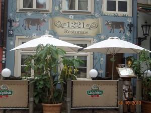 латышский ресторан 1221